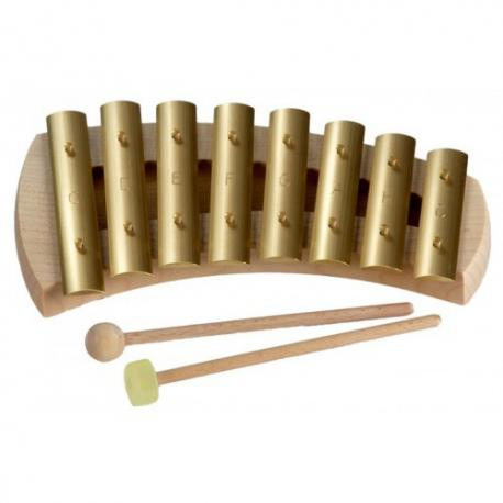 Xilofono diatonico auris
