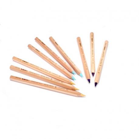 Lyra - Lápices de madera de un color