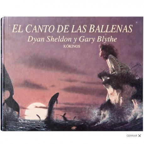El canto de las ballenas.