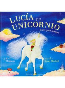 Lucia y el Unicornio.