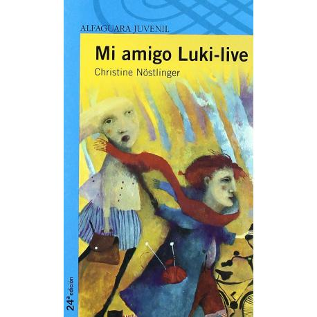Mi amigo Luki-live.