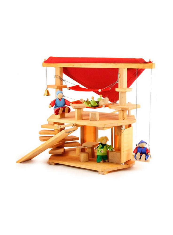 Casa de muñecas - Narava - Tienda Waldorf