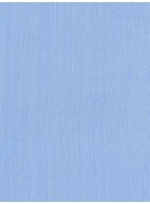 Seda Chiffon - azul brillante.