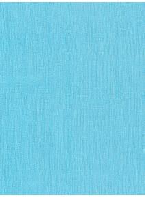 Seda Chiffon - azul turquesa.
