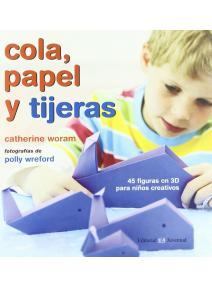 Cola, papel y tijera