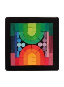 Puzzle magnético - Románico