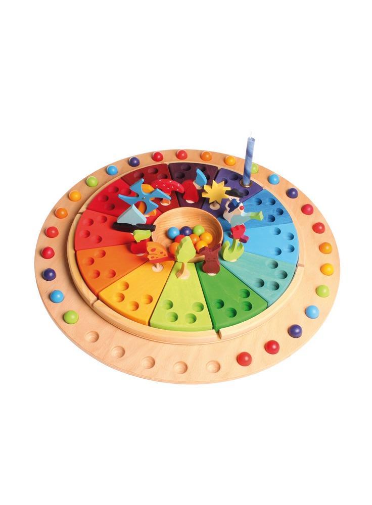 Calendario Montessori.Calendario Waldorf Montessori