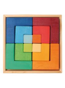Puzzle de madera mil formas