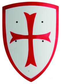 Escudo de cruzado