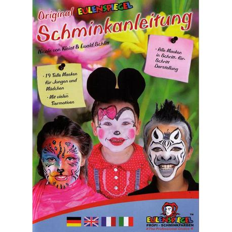 Libro de maquillaje Eulenspiegel