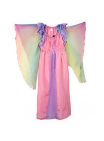 Vestido de princesa de seda