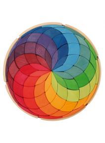 Puzzle de madera Espiral