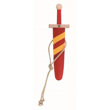 Espada de madera Lancelot