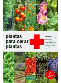 Plantas que curan plantas.