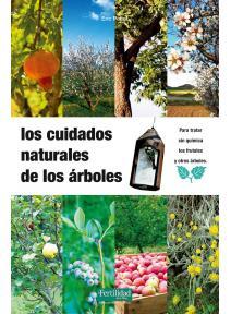 Cuidados naturales de los árboles.