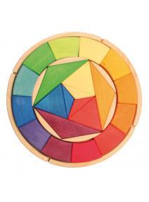 Puzzle de madera Itten