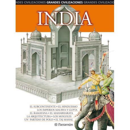 Grandes civilizaciones - India.