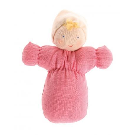 Muñeco Waldorf bebé rubio