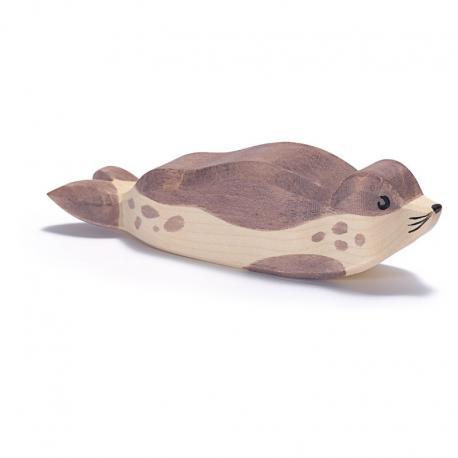 Foca de madera