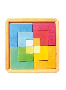 Puzzle de madera mil formas pequeño