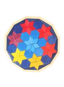 Puzzle de madera cielo estrellado