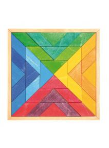 Puzzle de madera Indian