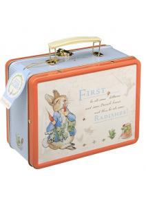 Maletín de lata Peter Rabbit