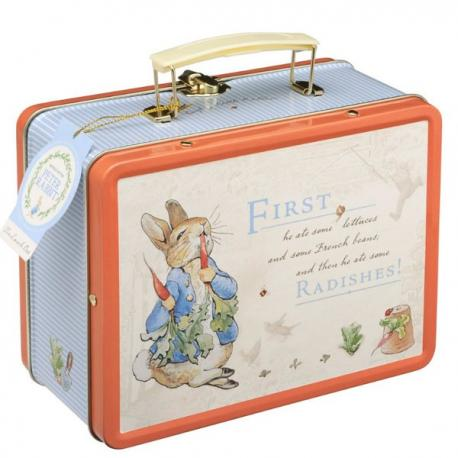 Maletita de lata Peter Rabbit