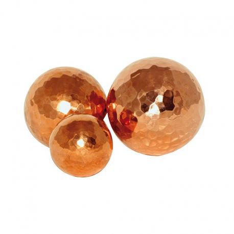 Bola de cobre