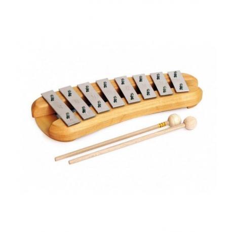 Xilófono de madera pentatónico