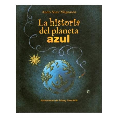 La historia del planeta azul