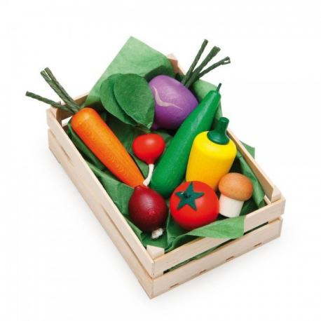 Surtido de verduras grande