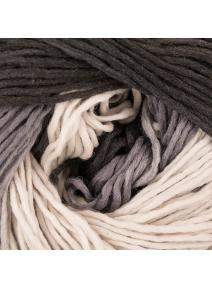 Lana merino - blancos, grises y negros