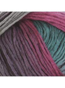 Lana merino - rosas, azules y grises
