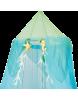 Dosel de seda Bajo el agua