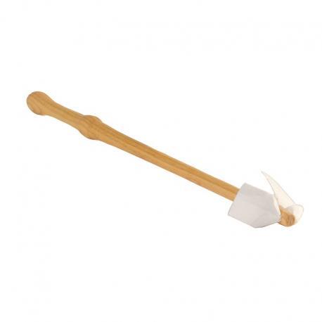 Limpiador para flauta de madera