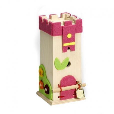 Hucha Torre Princesa