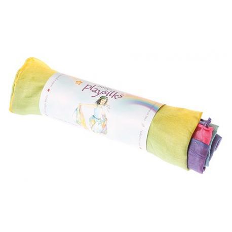 Pañuelo de juego de seda mini