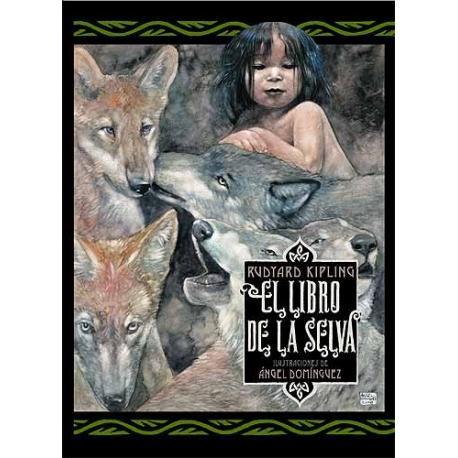 El libro de la selva con ilustraciones