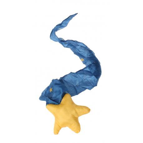 Carioca de seda estrella