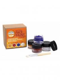 Maquillaje natural para cara set mini