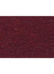 Fieltro de lana 100% rojo  burdeos