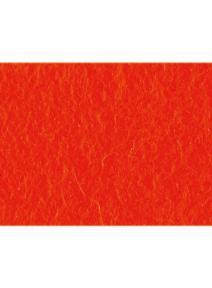 Fieltro 100% de lana vermellón