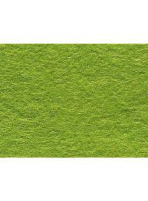 Fieltro 100% de lana verde claro