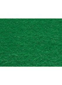 Fieltro 100% de lana verde
