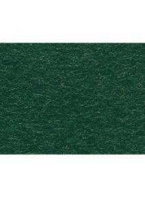 Fieltro 100% de lana verde oscuro
