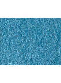 Fieltro de lana 100% azul claro