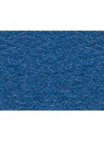 Fieltro de lana 100% azul prusia
