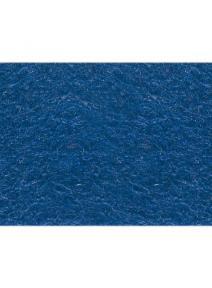 Fieltro 100% de lana azul ultramar