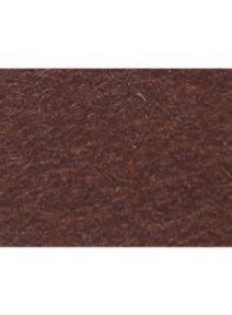 Fieltro 100% de lana marrón oscuro